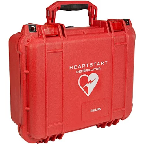 Philips Hard-Sided Watertight Carry Case