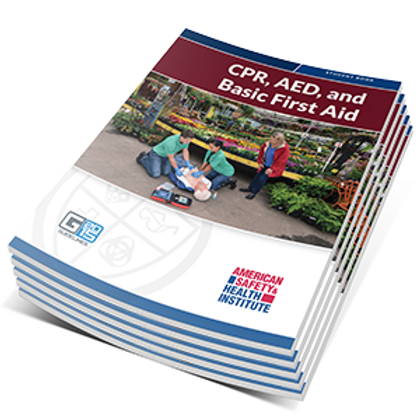CPR Comm & Basic First Aid (for Fitness/Volunteers/Students)