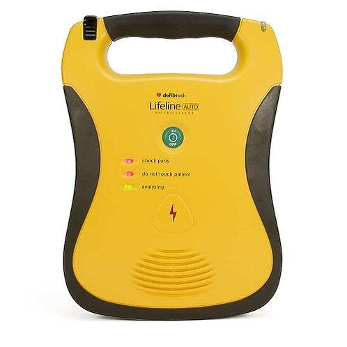 Defibtech Lifeline™/Lifeline AUTO™AED Semi-Automatic