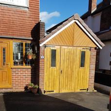 Chester Garage Door