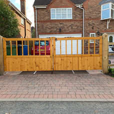 Copenhall Driveway Gate from £450