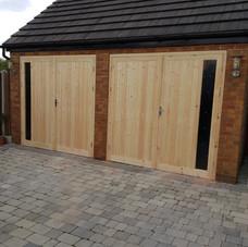 Longridge Garage Door