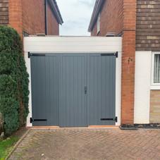 Milford Garage Door
