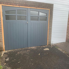 Futers Garage Door