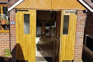 Garage Doors Amp Wooden Gates Staffordshire