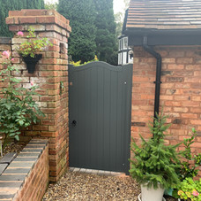 Arch Side Gate from £170