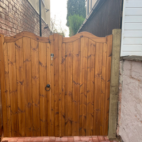 Audley Driveway Gate from £395