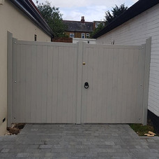 FLB Driveway Gate