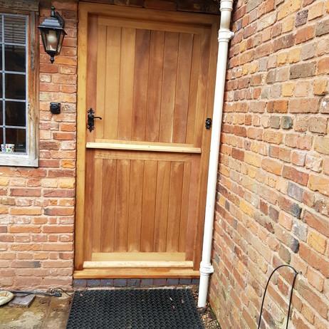Acton Hardwood Stable Door