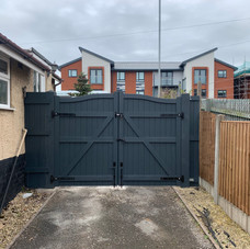 Sutton Driveway Gate from £595