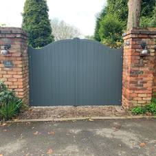 Sutton Driveway Gate from £695