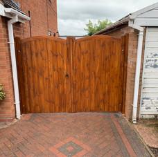 Woodside Driveway Gate from £420