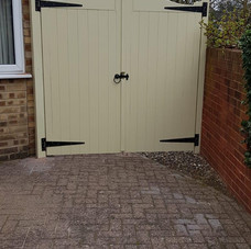 Burntwood Driveway Gate from £440