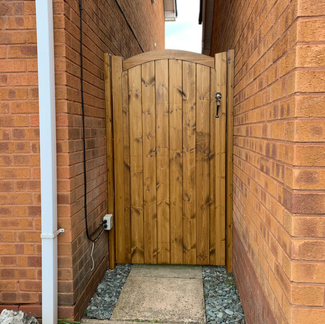 Arch Gate from £170