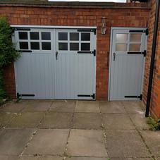 Brewood Garage Door