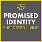 promised identity supported living logo