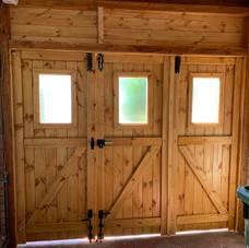 Beaconside Bifold Garage Door