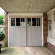 Brewood Garage Door from £380