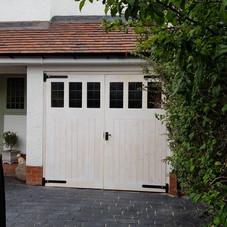 Levedale Equal Split Garage Door