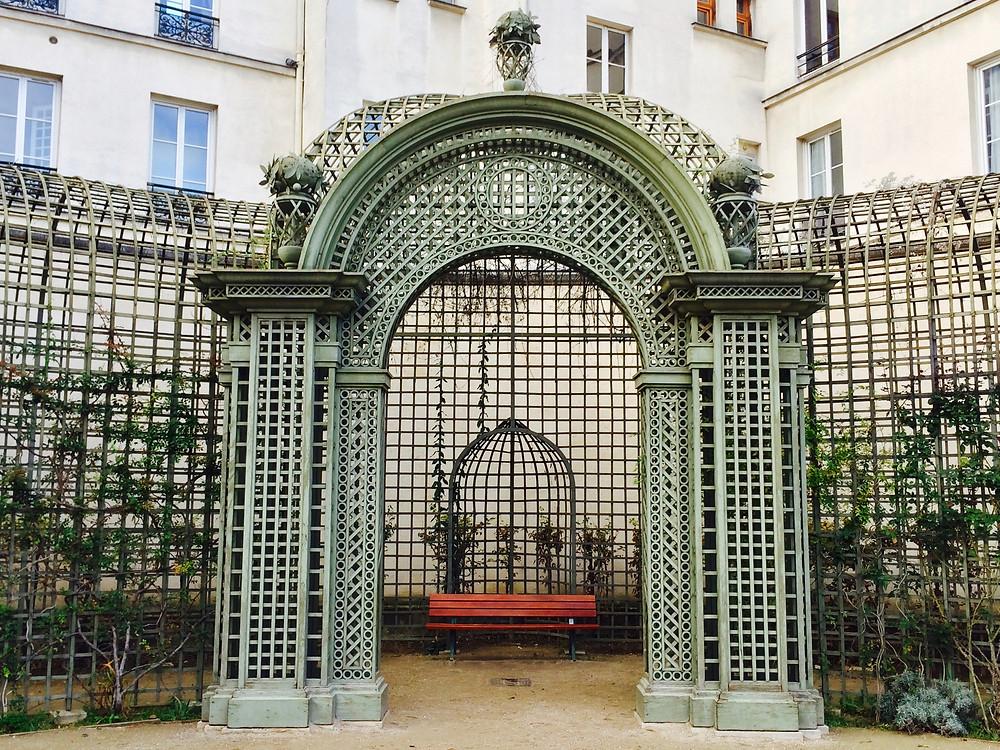 Jardin Anne-Frank
