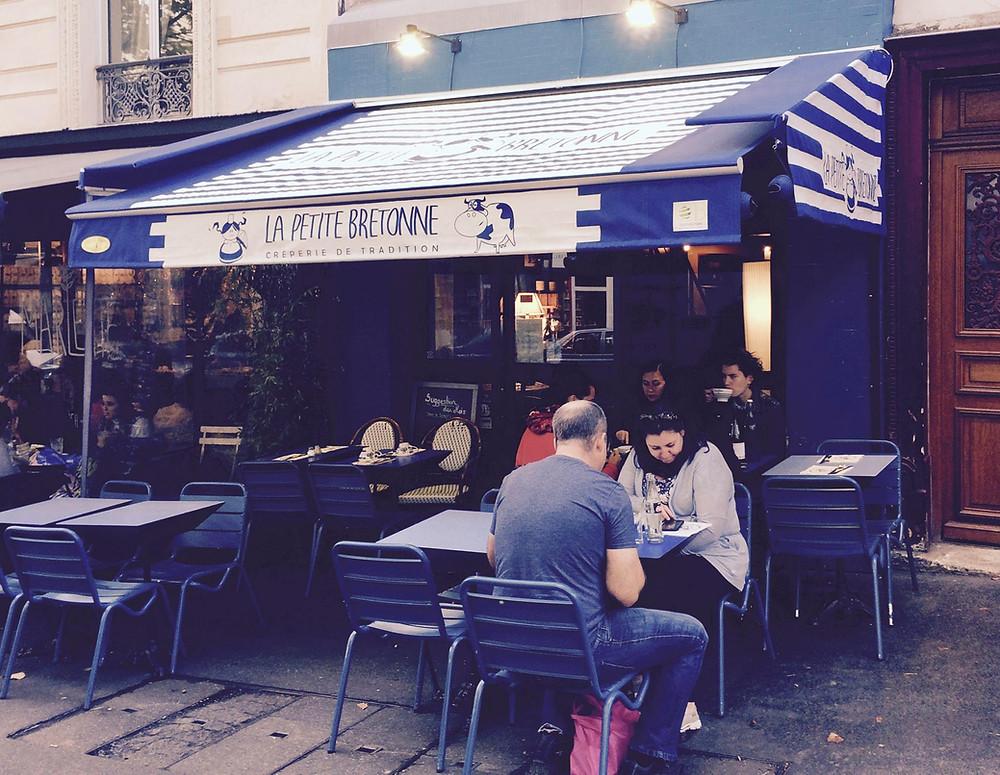 La Petite Bretonne - Rue des martyrs