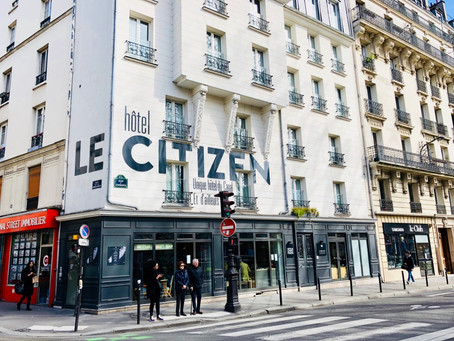 Le Citizen Hôtel