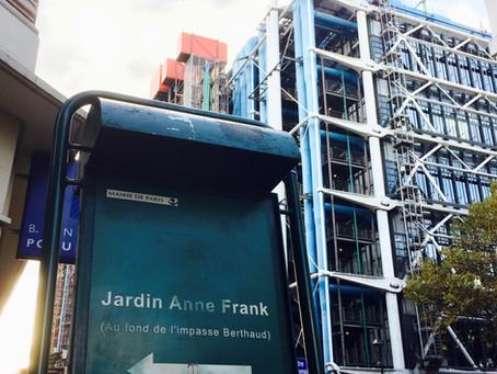 Le Jardin Anne-Frank