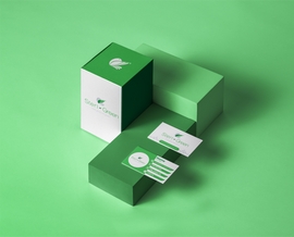 Steri-green business cards