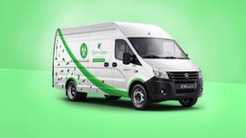 Medical disposal van wrap design