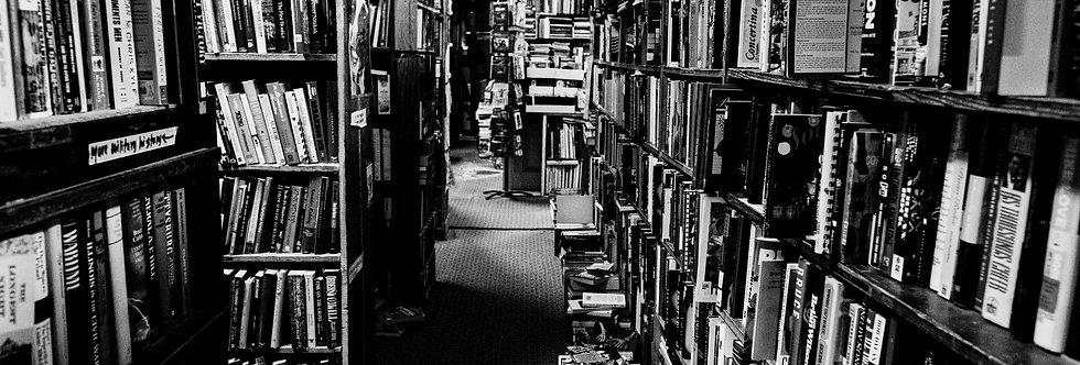 """""""Book Learnin"""""""