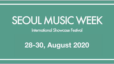 Seoul Music Week 2020 Postponed!