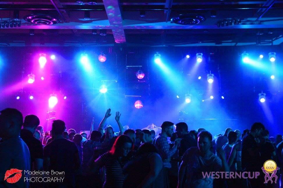 DJ DOPAMINE HEADLINES WESTERN CUP