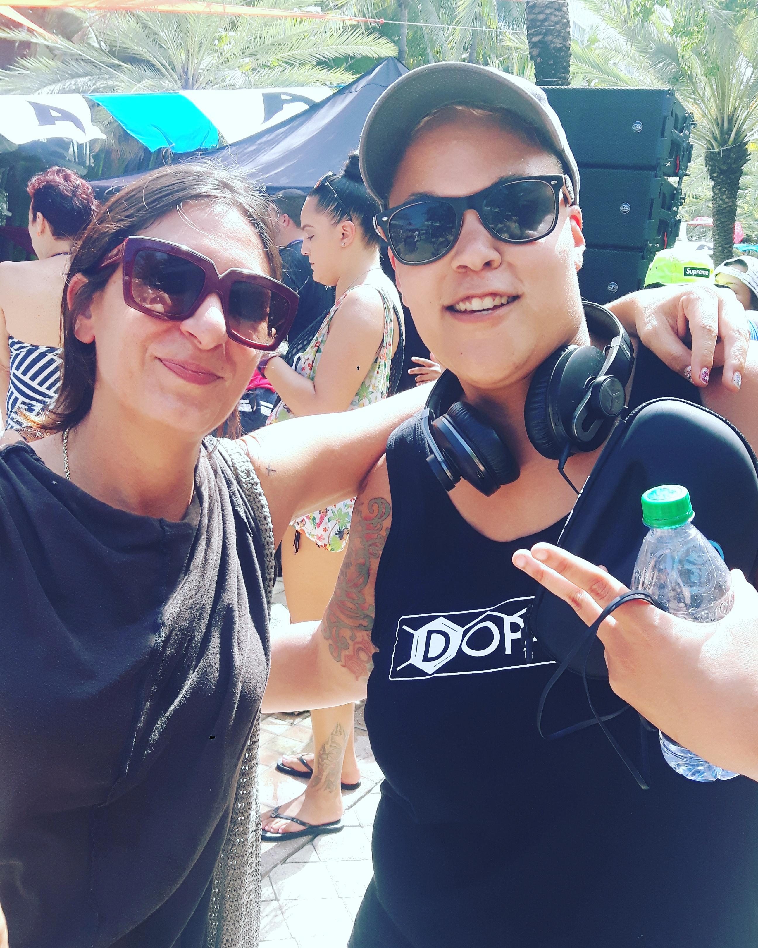 DJ Dopamine & Jane Vanderbilt