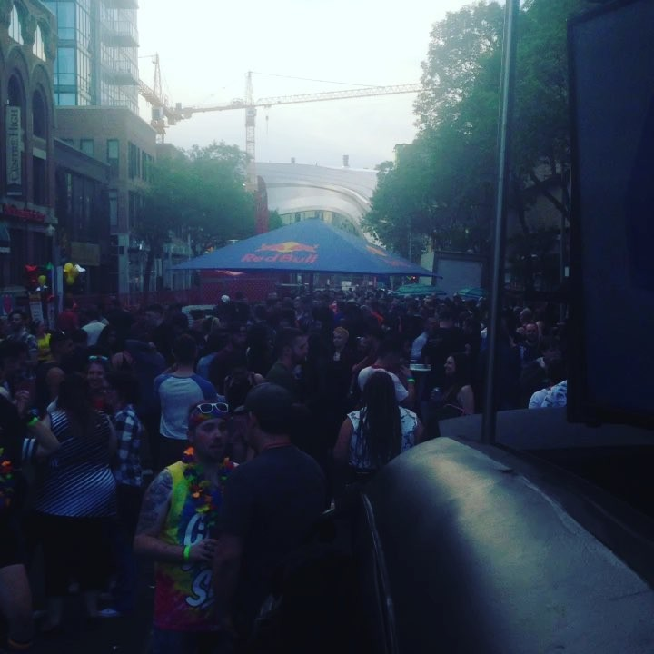 DJ Dopamine Edmonton Street Party Ju