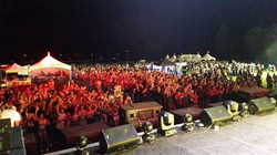 crowd at VIBE MUSIC FESTIVAL