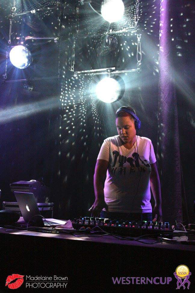 DJ DOPAMINE HEADLINES WESTERN CUP 20