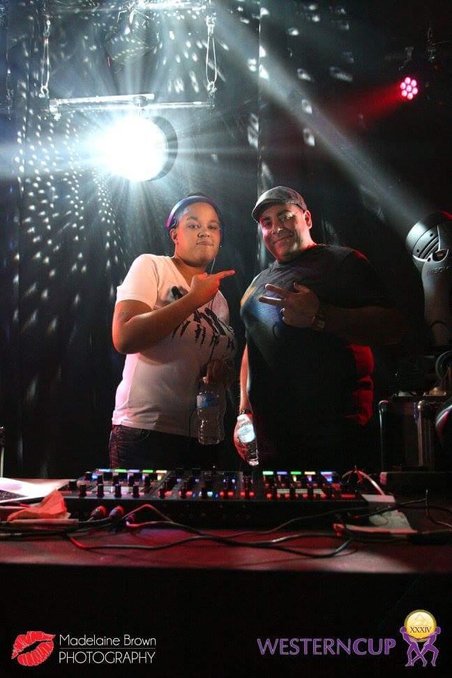 DJ DOPAMINE  & DJ NICO