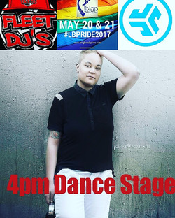 DJ Dopamine @ Long Beach Pride