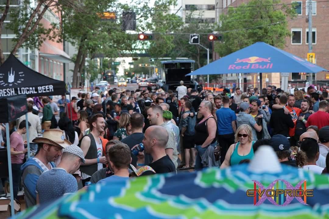 EDMONTON STREET PARTY