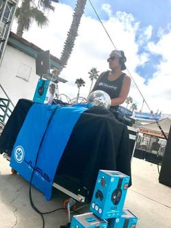 SUPERGIRL PRO DJ DOPAMINE RESIDENT D