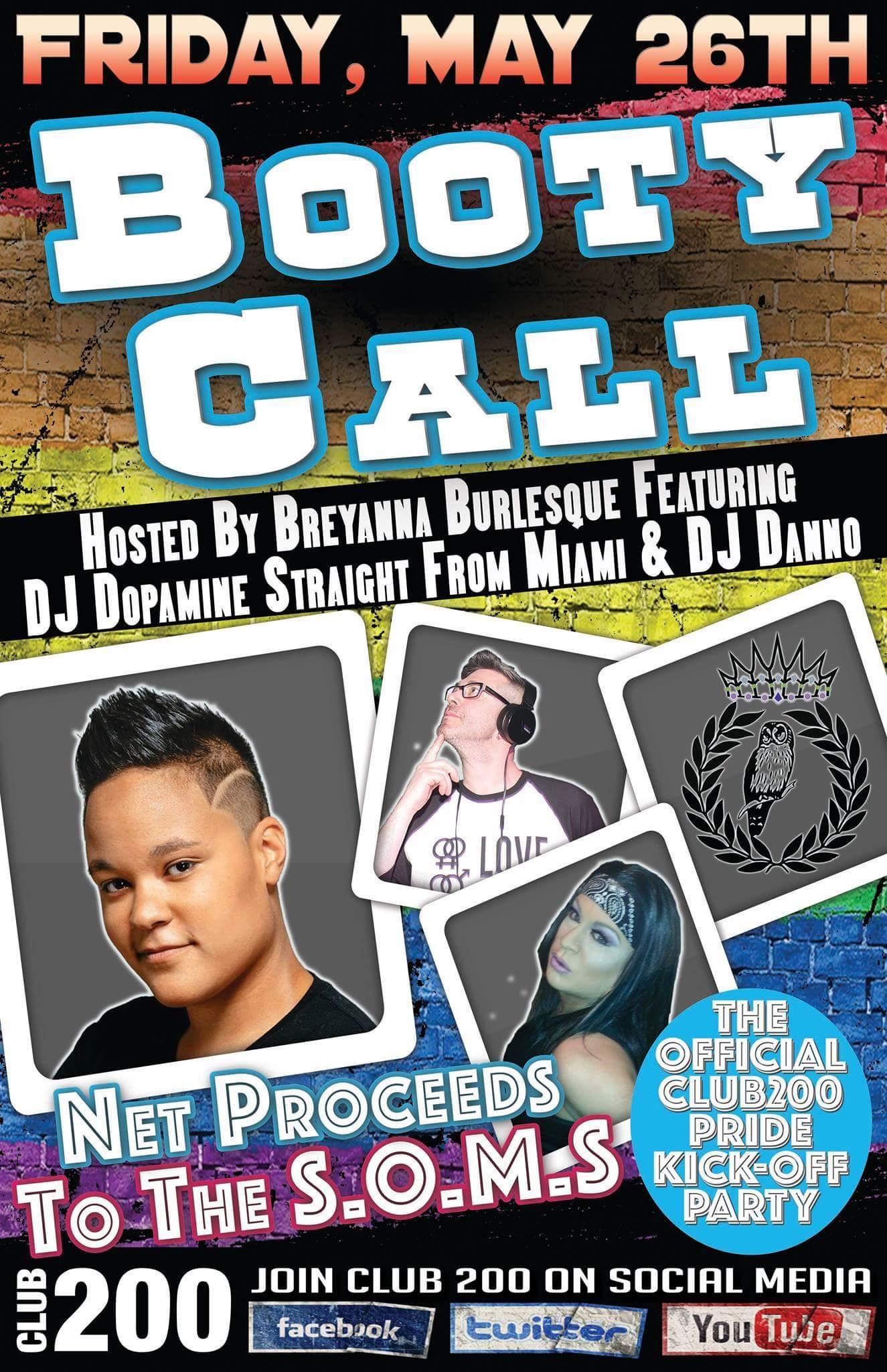 DJ Dopamine x Winnipeg Pride x Club