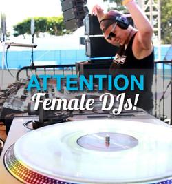 Resident DJ SuperGirlPro DJ Dopamine