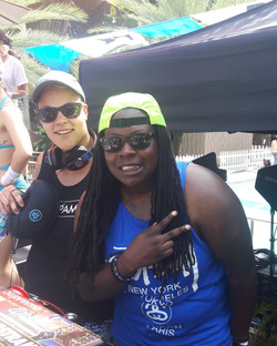 Aqua Girl 2017 DJ Battle