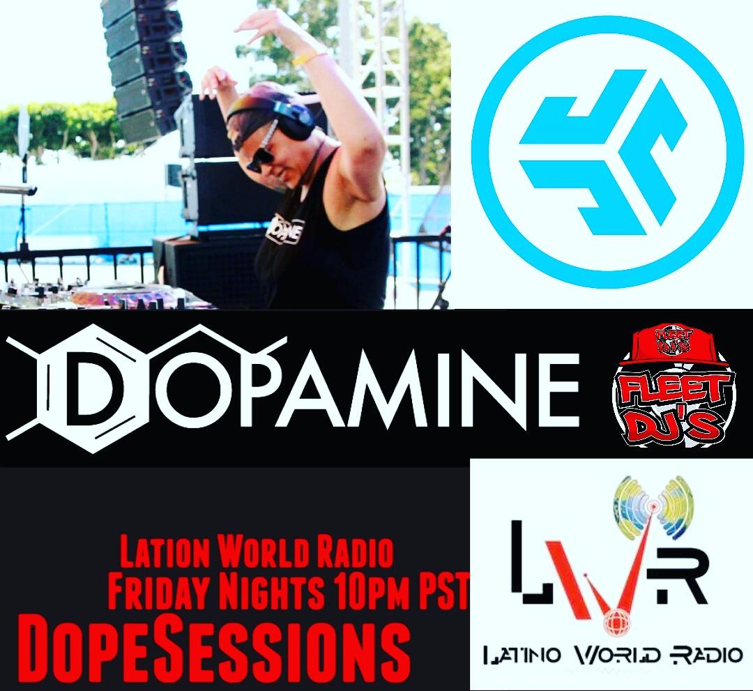 DopeSessions - DJ Dopamine