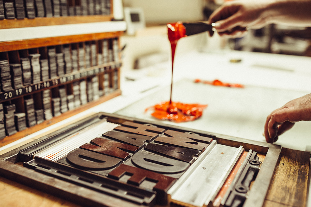 Printing Traditional