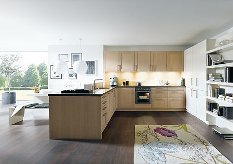 Schüller Fino contemporary schuller kitchens kitchen connections