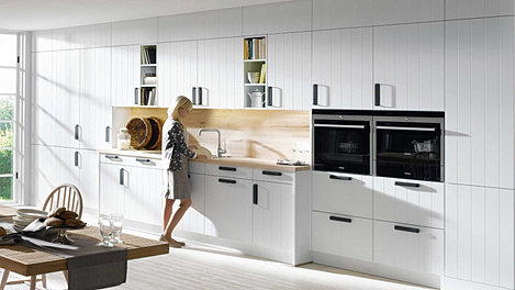 Country Schuller kitchens | Kitchen Connections | {Schüller canto 63}