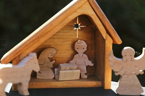Munchkin Nativity