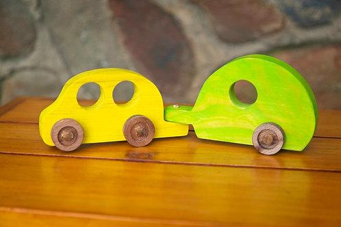 Munchkin Car-Trailer Set, Large