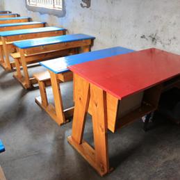 Matching design Teachers Desk